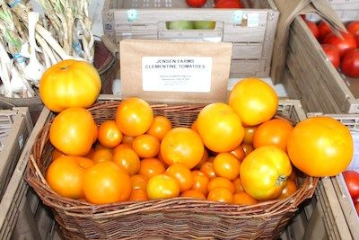 Clementine tomatoes