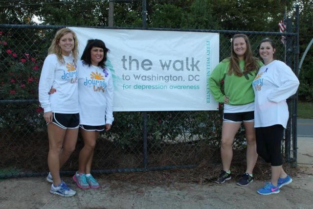 Journey for Life 15th anniversary walk